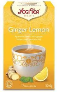 Herbata Imbirowo-cytrynowa - 17x1,8g - Yogi Tea - 2847791719