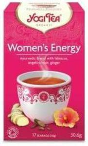Herbata Women`s Energy - 17x1,8g - Yogi Tea - 2847791725