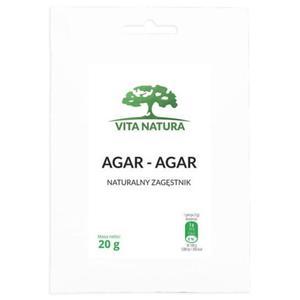 Agar Agar - 20g - Vita Natura - 2887401561