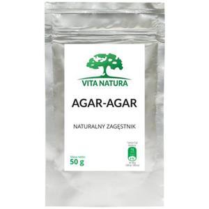 Agar Agar - 50g - Vita Natura - 2847285489