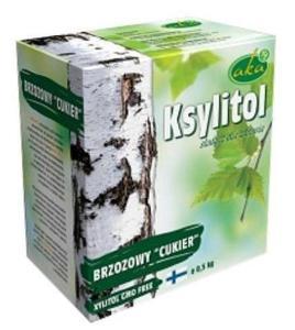 Ksylitol cukier brzozowy - 500g - Aka - 2847285504