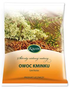 Kminek owoc - 50g - Kawon - 2833520819
