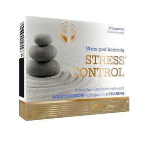 Stress Control - 30kaps - Olimp - 2855816123