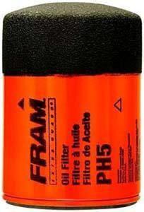 Filtr oleju PH5 C2500 1992-2002 6.5 Diesel - 2825597353