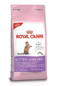 Royal Canin Kitten Sterilised 4kg - 2498296631