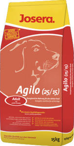 Josera Agilo (25/15) 15kg - 2498296111