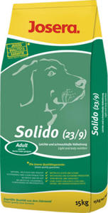 Josera Solido (23/9) 15kg - 2498296155