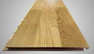 Deska Dąb Standard 3-lam lakier Deska Barlinecka, BARLINEK - 2852131904