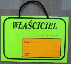 cd5c513b0dc4d4 Sklep: grene pl hodowla zwierząt tablice i naklejki informacyjne tablice