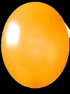 """Balony metaliczne 12"""" pomarańczowe - 2824739398"""