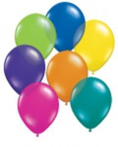 Balony metaliczne 10 - 2824739404
