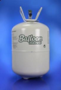 Butla jednorazowa z helem balonowym na 30 balonów - 2824739254