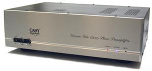 Cary Audio PH 302 MkII MM/MC - salon dealerski, odsłuchy - 2826610094