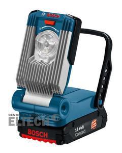 Latarka akumulatorowa GLI VariLED 420 lumenów 14,4-18V BOSCH - DARMOWY ODBIÓR W ŚWIDNICY! - 2859844082