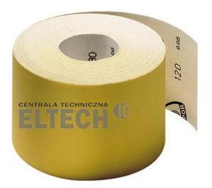 Papier ścierny w rolce PS 30 D granulacja 60 115x50000 mm GIPEX KLINGSPOR - DARMOWY ODBIÓR W ŚWIDNICY! - 2825525795