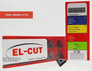 Płytka tokarska TNUX 160408 R CT 10 EL-CUT - DARMOWY ODBIÓR W ŚWIDNICY! - 2846498635