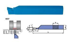 Nóż tokarski NNPa 2012 S20 ISO 7 R / DIN 4981 EL-CUT - DARMOWY ODBIÓR W ŚWIDNICY! - 2825525790