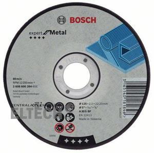 Tarcza do cięcia prosta 230x3x22,23 mm EXPERT A30SBF do metalu BOSCH - DARMOWY ODBIÓR W ŚWIDNICY! - 2825525792