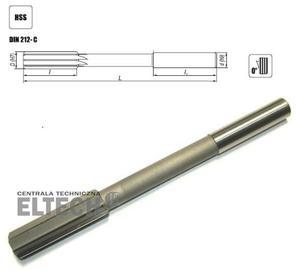 Rozwiertak maszynowy fi 12,00 (H7) 44/151mm DIN 212-C prosty HSS FENES - DARMOWY ODBIÓR W ŚWIDNICY! - 2825525787