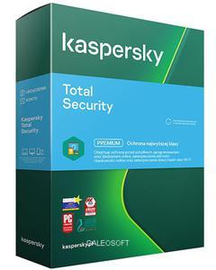 Kaspersky Total Security - multi-device 5PC kontynuacja ESD PL - 2829123392