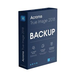 Acronis True Image 2018 PL for PC and Mac 3-Computers - 2839134703