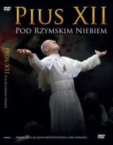 PIUS XII POD RZYMSKIM NIEBEM film DVD - 2843947780
