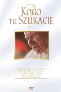 KOGO TU SZUKACIE? film religijny DVD - 2843947781