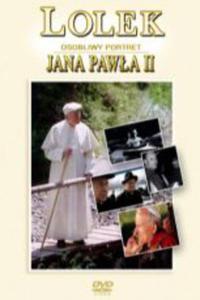 LOLEK OSOBLIWY PORTRET JANA PAWŁA II film DVD - 2843947782