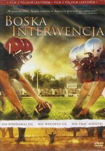 Boska interwencja [DVD] kategoria filmy religijne - 2832212494