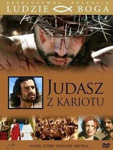 JUDASZ Z KARIOTU DVD + książka - 2832212511