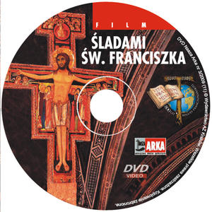 Seria Nasza Arka - Śladami św. Franciszka DVD - 2834920052
