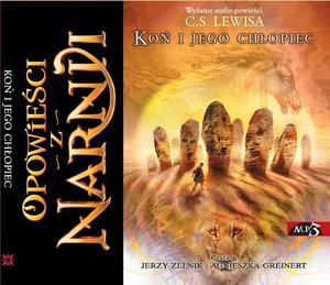 Opowieści z Narnii. Koń i jego chłopiec - audiobook - 2832212027