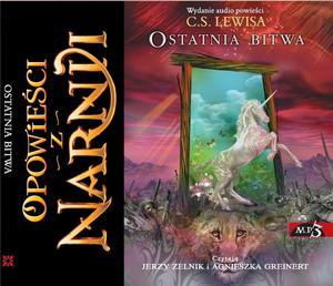 Opowieści z Narnii - Ostatnia bitwa CD Mp3 - 2832212028