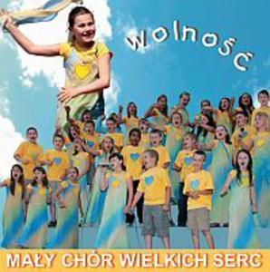 Mały Chór Wielkich Serc - Wolność CD - 2834463461