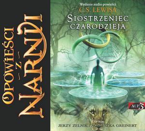 Opowieści z Narnii - Siostrzeniec czarodzieja - CD Mp3