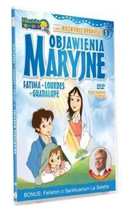 Niezwykłe Opowieści cz.1 - Objawienia Maryjne - DVD - 2834463464