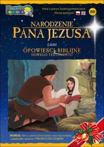 Narodzenie Pana Jezusa - film religijny dla dzieci DVD - 2832212680