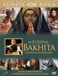 ŚW. JÓZEFINA BAKHITA - kolekcja LUDZIE BOGA - DVD+Album - 2832212727