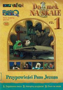 Domek na Skale cz. 1 DVD - filmy religijne dla dzieci - 2832212778