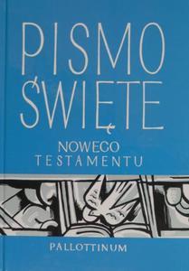Pismo Święte Nowego Testamentu oprawa twarda - 2845926601