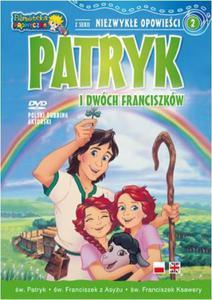 Niezwykłe Opowieści cz.2 Patryk i dwóch Franciszków DVD - 2832212811