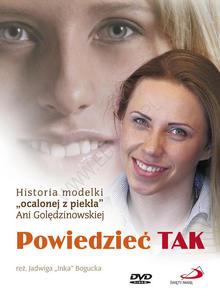 Powiedzieć TAK Historia modelki DVD - 2832212909