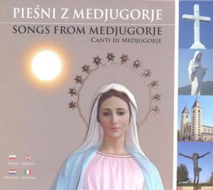 Pieśni z Medjugorje (CD-Audio) - 2832212966