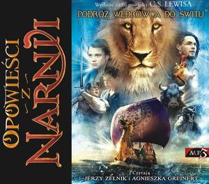 Opowieści z Narnii. Podróż Wędrowca do Świtu CD Mp3 - 2840821632