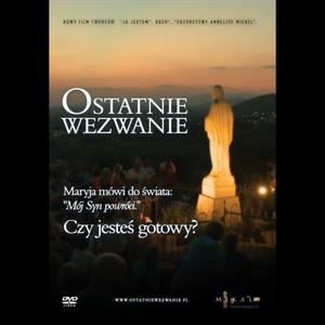 OSTATNIE WEZWANIE - Film DVD - 2865585434