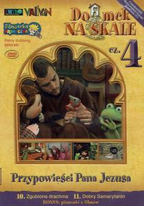 Domek na Skale cz. 4 DVD - filmy religijne dla dzieci - 2832213120