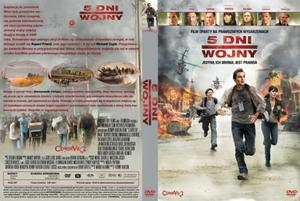 Film 5 dni wojny - DVD - 2832213140