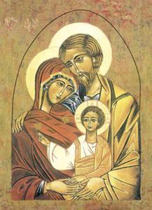 Sklep Papillon święta Rodzina Ikona