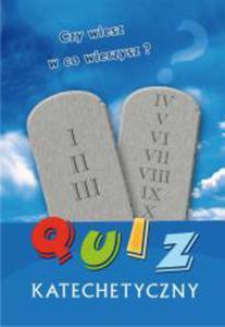 Quiz Katechetyczny - 2832212080