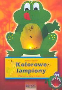 Kolorowe lampiony - 2832213575